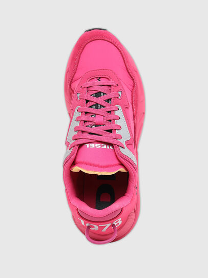 Diesel - S-SERENDIPITY LC W, Rose Fluo - Baskets - Image 6