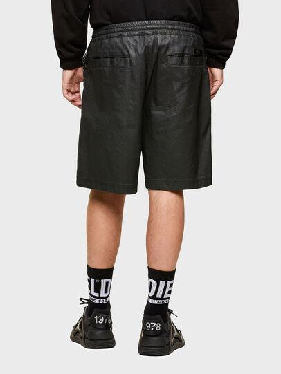 Diesel - D-HORTY-SP JOGGJEANS, Noir - Shorts - Image 2