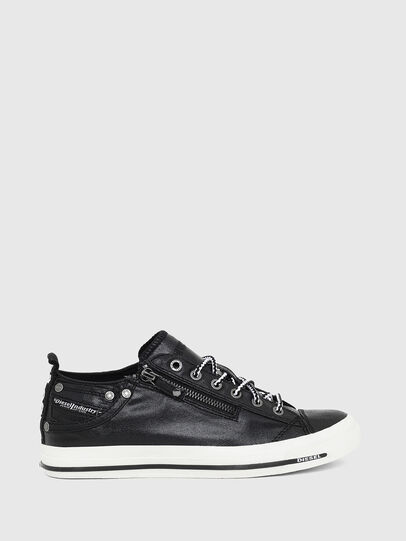 Diesel - EXPO-ZIP LOW W, Noir - Baskets - Image 1