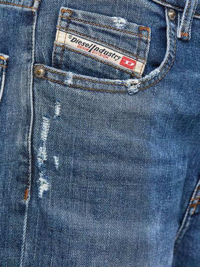Diesel - Aryel 009CZ, Bleu moyen - Jeans - Image 4