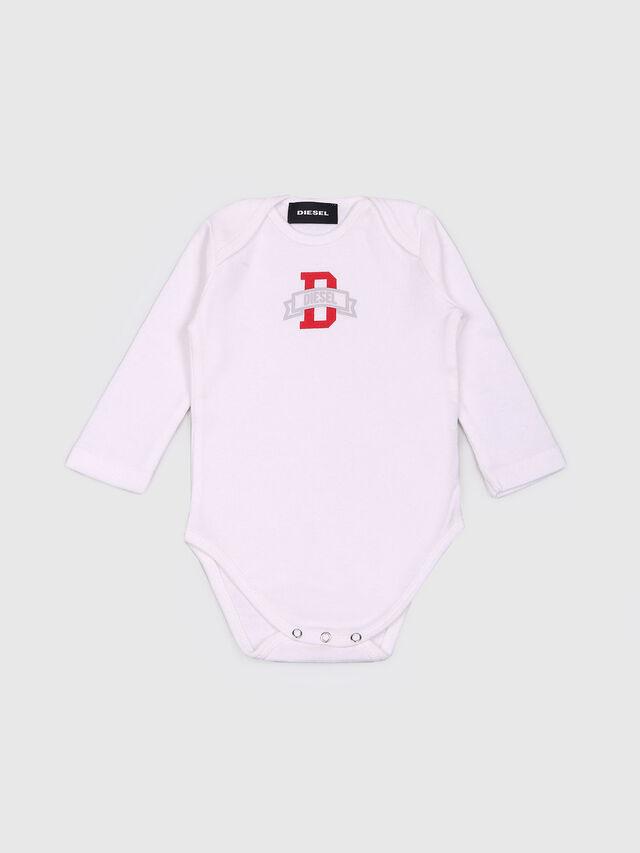 KIDS UNLO-NB, Blanc - Underwear - Image 1