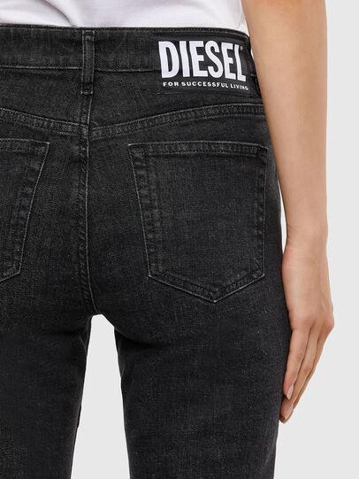 Diesel - D-Joy 009KY, Noir/Gris foncé - Jeans - Image 6
