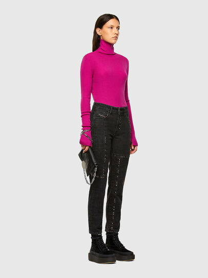 Diesel - M-KIMBERLY, Fuchsia - Pull Maille - Image 6