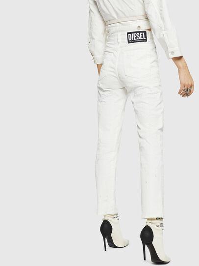 Diesel - D-Eiselle 069IJ, Blanc - Jeans - Image 2
