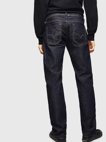 Diesel - Larkee 084HN, Bleu Foncé - Jeans - Image 2