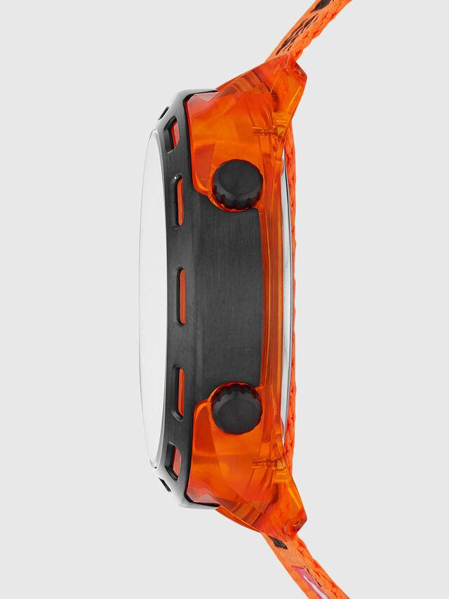 Diesel - DZ1896, Orange Fluo - Montres - Image 3
