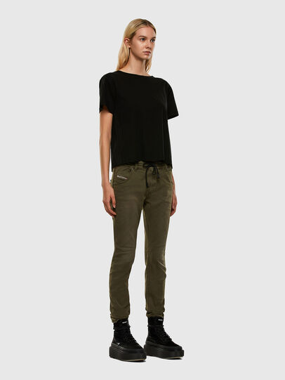 Diesel - Krailey JoggJeans® 0670M, Vert Militaire - Jeans - Image 5