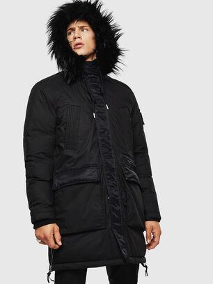 W-BULLISK, Noir - Vestes d'hiver