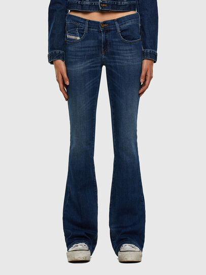 Diesel - D-Ebbey 086AM, Bleu moyen - Jeans - Image 1