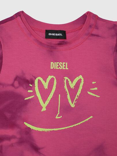 Diesel - TINTDB-R, Rose - T-shirts et Hauts - Image 3