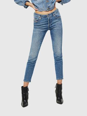Babhila 084PR, Bleu moyen - Jeans