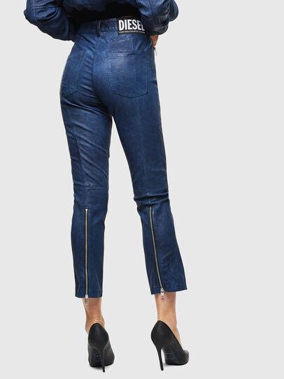 Diesel - L-NIKIA, Bleu - Pantalons - Image 2