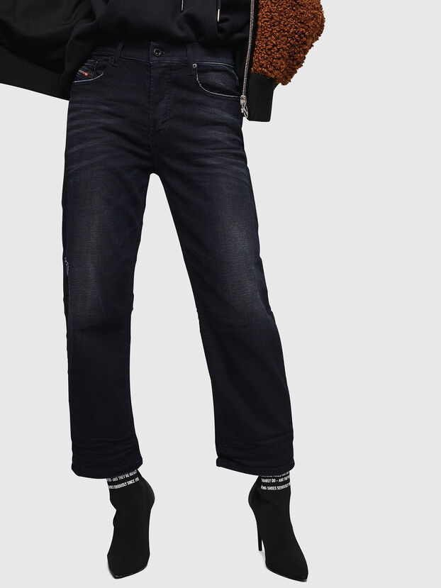 Aryel 0679R, Noir/Gris foncé - Jeans