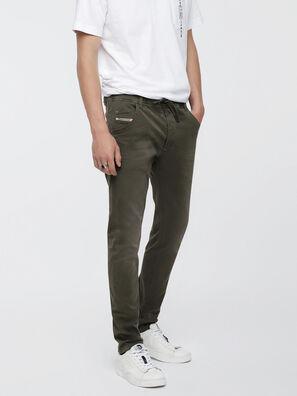 Krooley JoggJeans 0670M, Vert Militaire - Jeans