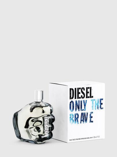 Diesel - OTB EDT 200 ML, Blanc - Parfums - Image 1