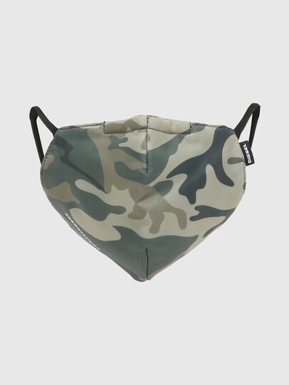 Diesel - FACEMASK-CAMU, Vert Militaire - Other Accessories - Image 1