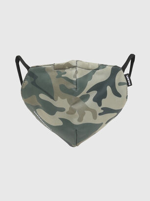 FACEMASK-CAMU, Vert Militaire - Other Accessories