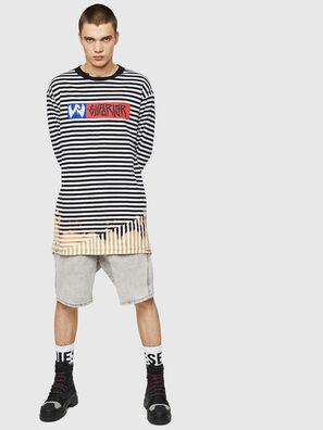 T-OKSANA, Noir/Blanc - T-Shirts