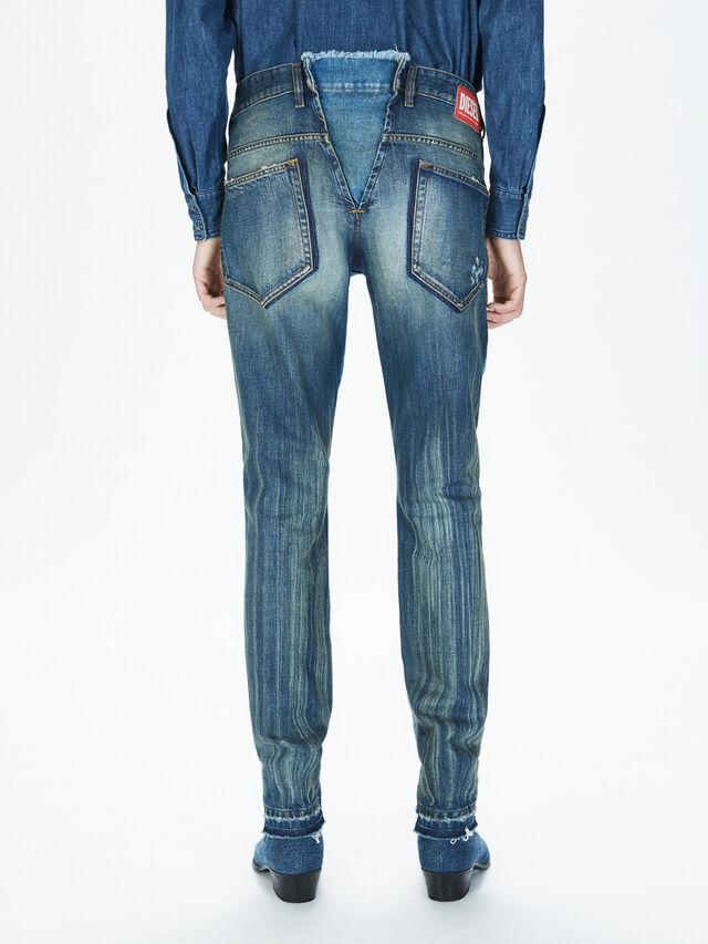 Diesel - SOPKN01, Jean Bleu - Jeans - Image 4