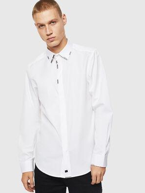 S-MARLENE, Blanc - Chemises