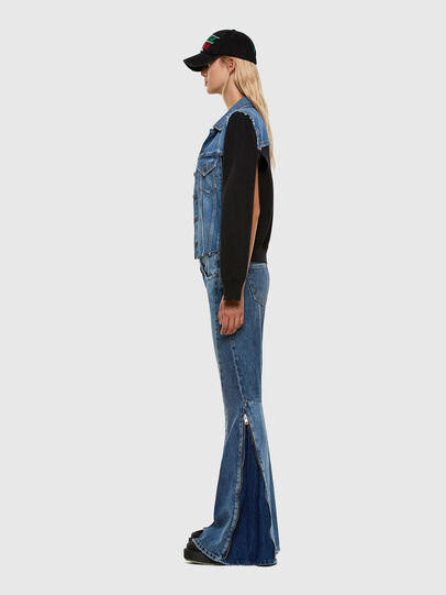 Diesel - D-Ferenz 009JD, Bleu Clair - Jeans - Image 4
