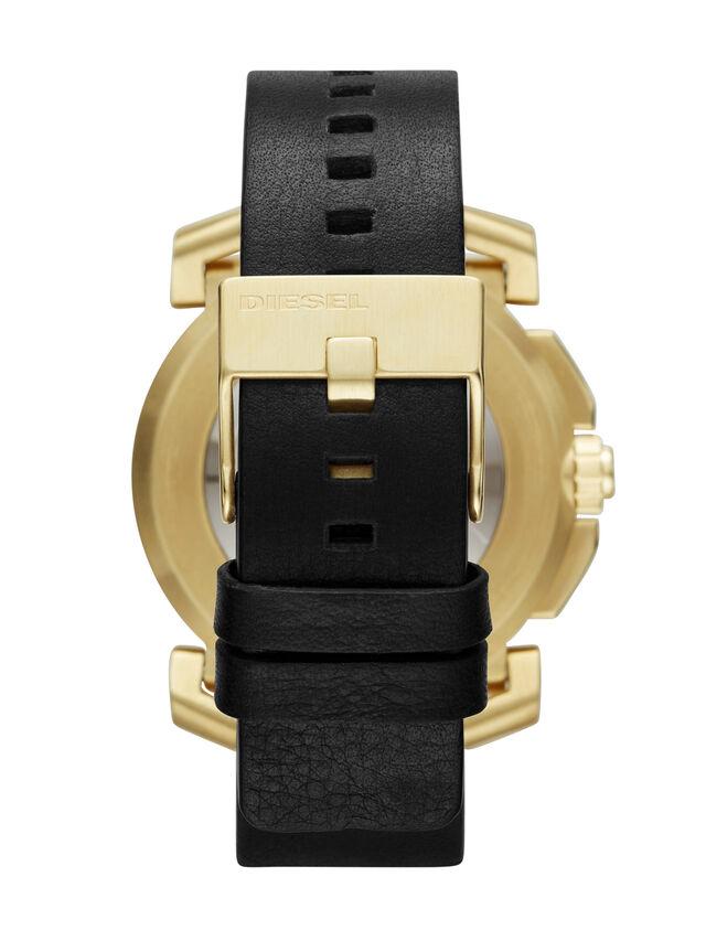 Diesel - DT1004, Noir - Smartwatches - Image 3