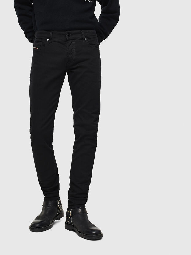 Sleenker 069EI, Noir/Gris foncé - Jeans