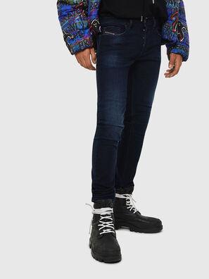 Sleenker 083AG, Bleu Foncé - Jeans