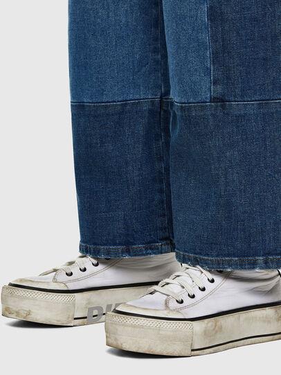 Diesel - Widee 009EU, Bleu Clair - Jeans - Image 4