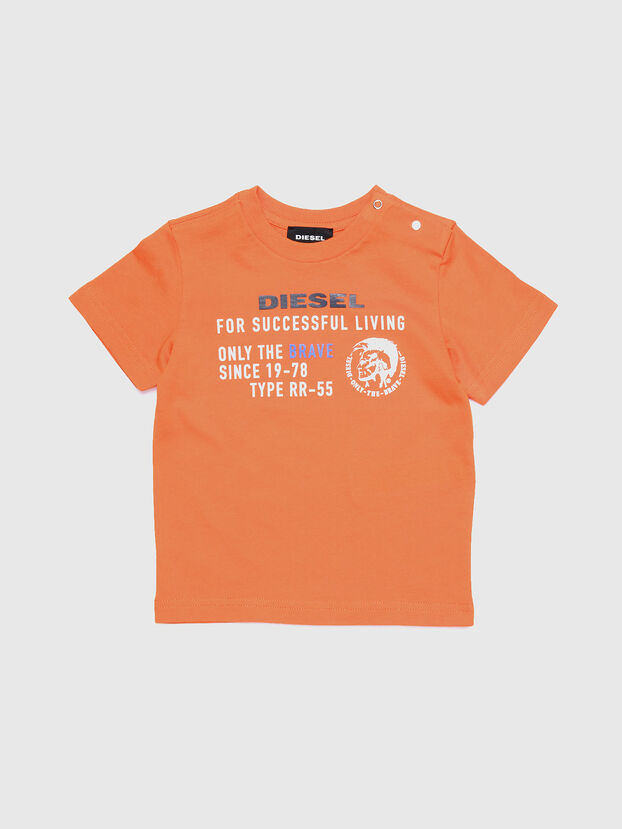 TDIEGOXB, Orange - T-shirts et Hauts
