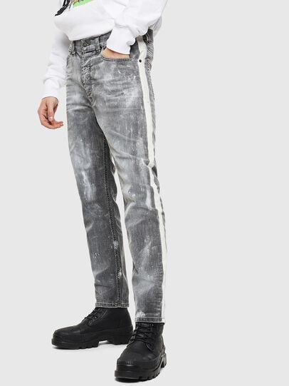 Diesel - D-Eetar 0094N, Gris Clair - Jeans - Image 3