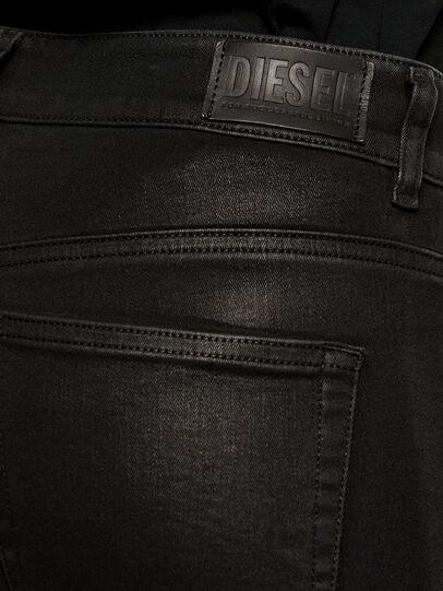Diesel - Slandy 069JT, Noir/Gris foncé - Jeans - Image 5