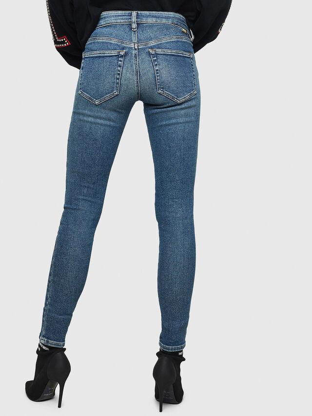 Diesel - Slandy 083AL, Bleu moyen - Jeans - Image 2