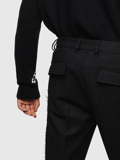 Diesel - P-RING-SMP, Noir - Pantalons - Image 6