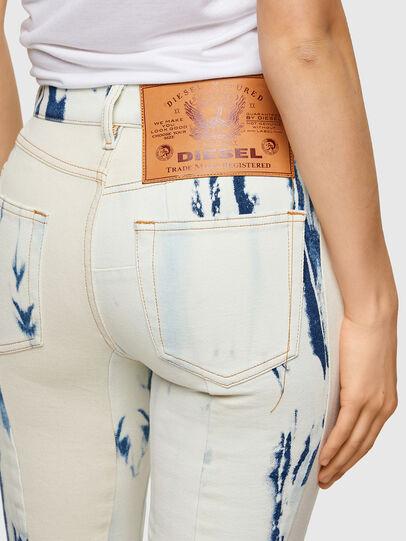 Diesel - D-Joy 009UX, Bleu moyen - Jeans - Image 3
