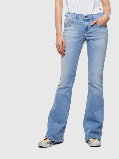 Diesel - D-Ebbey 0095D, Bleu Clair - Jeans - Image 1