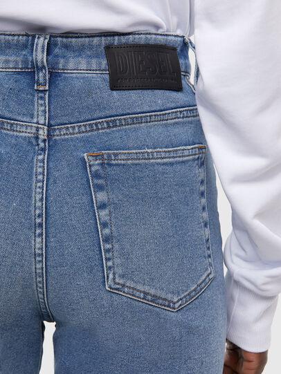 Diesel - D-Eiselle JoggJeans 009KP, Bleu Clair - Jeans - Image 5