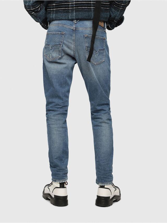Diesel - Larkee-Beex 089AW, Bleu Clair - Jeans - Image 2