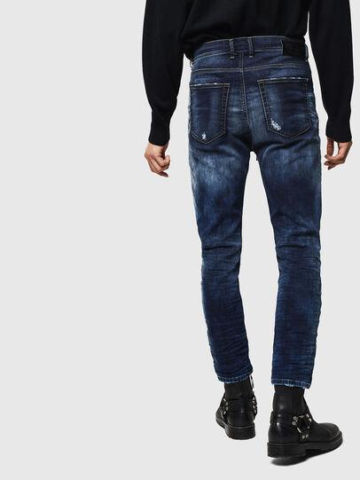 Diesel - D-Vider JoggJeans 069KD, Bleu Foncé - Jeans - Image 2