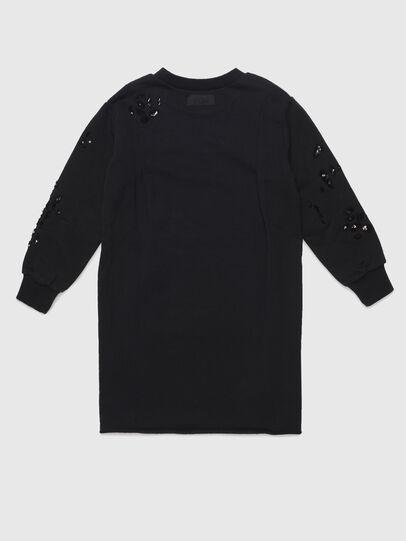 Diesel - DANIA, Noir - Robes - Image 2