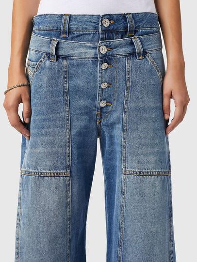 Diesel - D-Laly 0AFAM, Bleu moyen - Jeans - Image 3