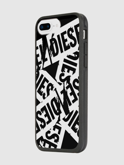 Diesel - MULTI TAPE BLACK/WHITE IPHONE 8 PLUS/7 PLUS/6S PLUS/6 PLUS CASE,  - Coques - Image 5