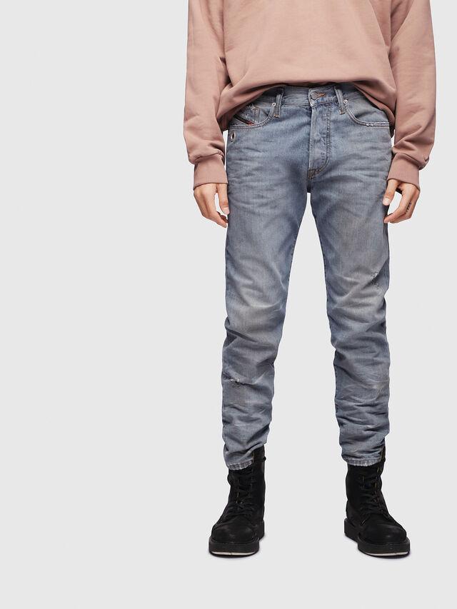 Diesel - Mharky 088AH, Bleu Clair - Jeans - Image 1