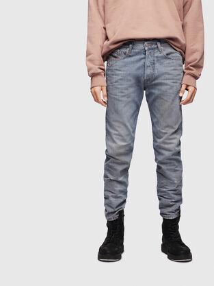 Mharky 088AH, Bleu Clair - Jeans