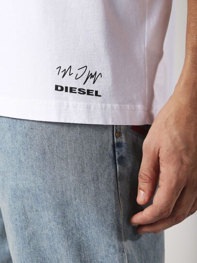 Diesel - T-JUST-SO,  - T-Shirts - Image 6