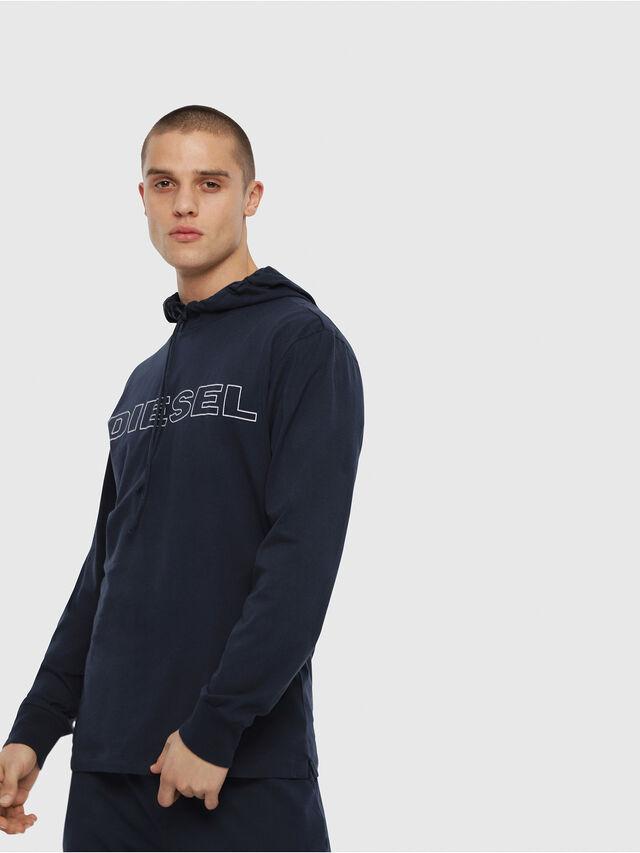 Diesel UMLT-JIMMY, Bleu Nuit - T-Shirts - Image 1