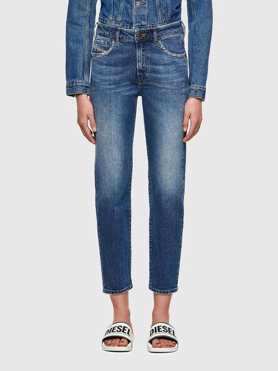 Diesel - D-Joy 009TZ, Bleu moyen - Jeans - Image 1