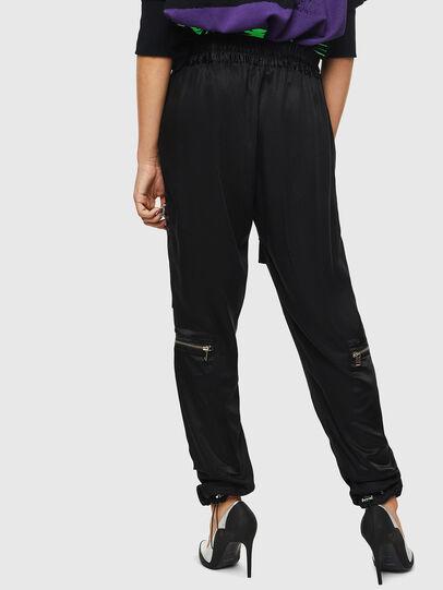 Diesel - P-LEX, Noir - Pantalons - Image 2