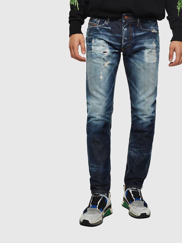Thommer 0092I, Bleu Foncé - Jeans