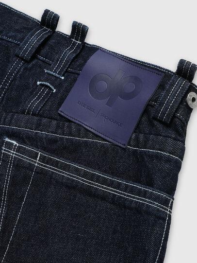 Diesel - PR-PT01A, Bleu Foncé - Shorts - Image 5